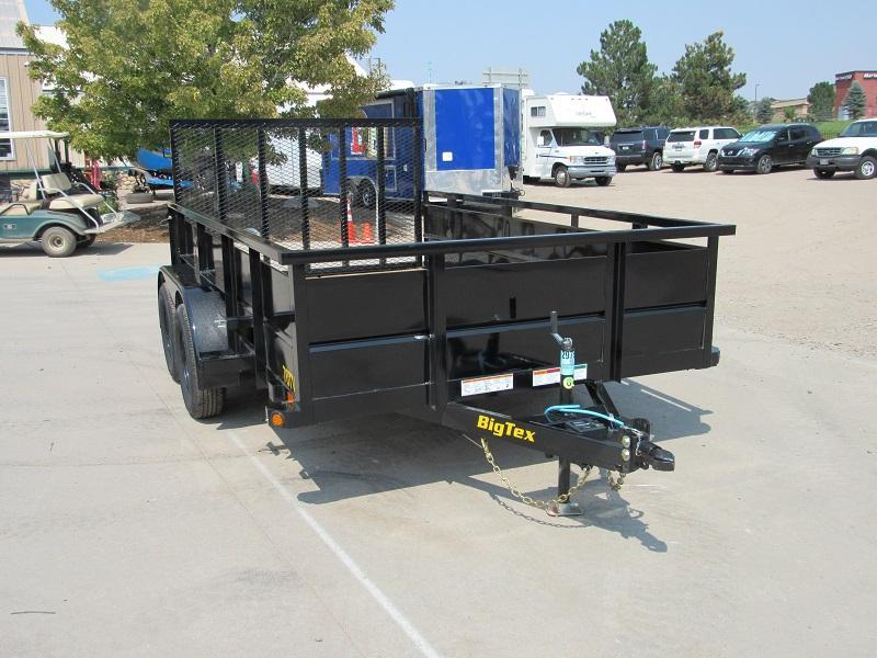 2022 Big Tex Trailers 70TV-12 Utility Trailer