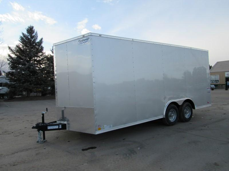 2021 CONTINENTAL CARGO TXVHW8.518TA3 Enclosed Cargo Trailer