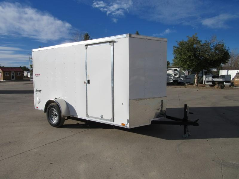 2021 Pace American PSCBA6.0X12SI2FE Enclosed Cargo Trailer