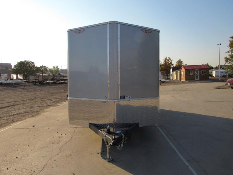 2021 H&H H8416TFTV-070 Enclosed Cargo Trailer
