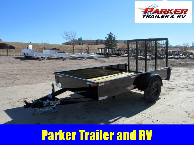 2021 H&H H6610SS-030 Utility Trailer