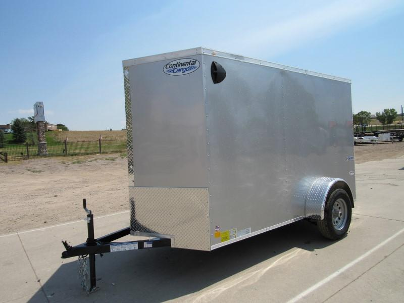 2021 CONTINENTAL CARGO TXVHW510SA Enclosed Cargo Trailer