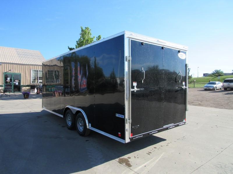 2021 CONTINENTAL CARGO TXVHW8.520TA3 Enclosed Cargo Trailer