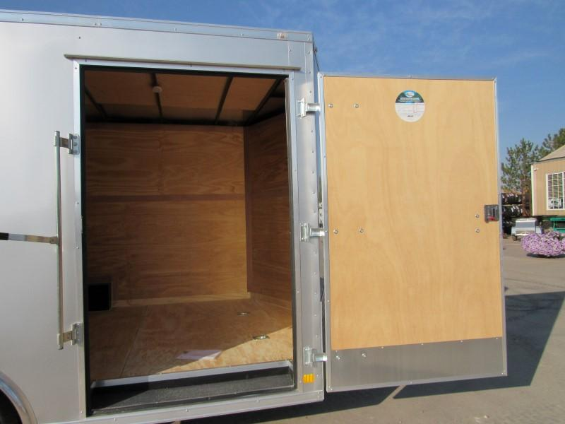 2021 CONTINENTAL CARGO TXVHW8.514TA3 Enclosed Cargo Trailer