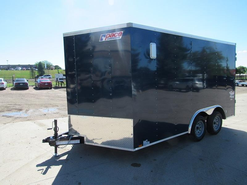 2022 Pace American PSAAB8.5X14TE2FF Enclosed Cargo Trailer