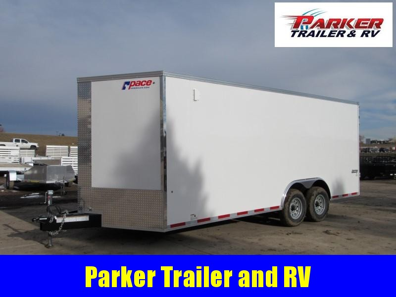 2021 Pace American PSABA8.5X20TE5FE Enclosed Cargo Trailer