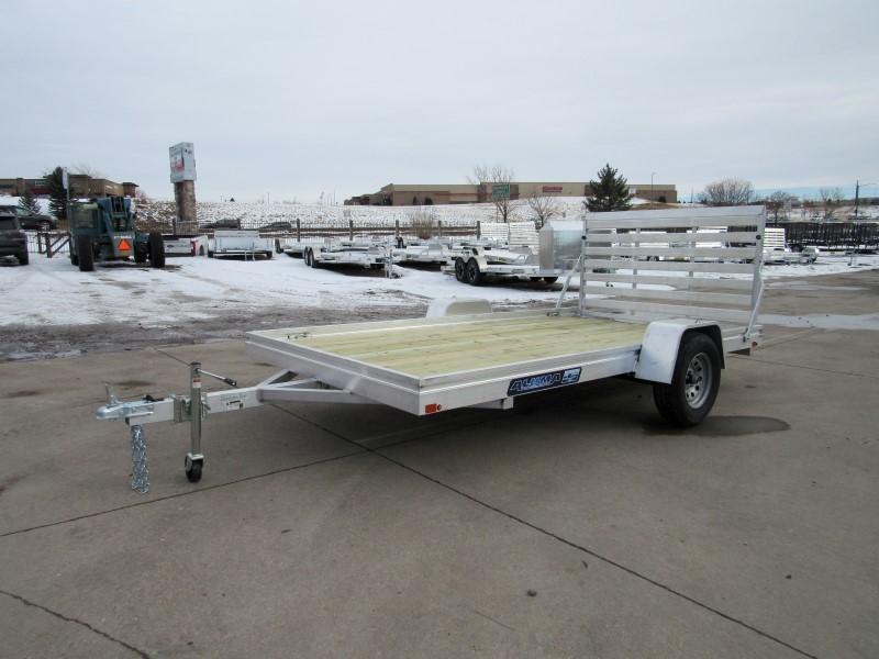 2022 Aluma 7812ESW-S-TG Utility Trailer