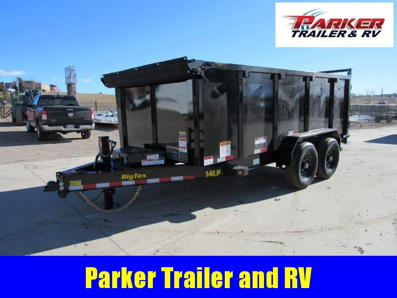 2021 Big Tex Trailers 14LP-14BK6-P4 Dump