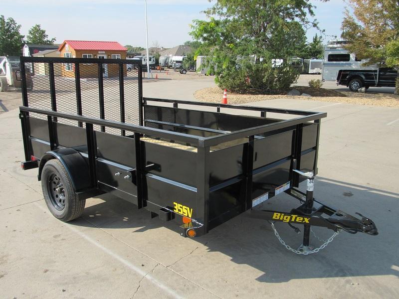 2021 Big Tex Trailers 35SV-10BK Utility Trailer