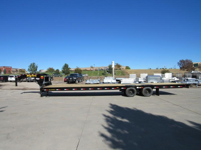 2020 Big Tex Trailers 3XGN-36 Flatbed Trailer