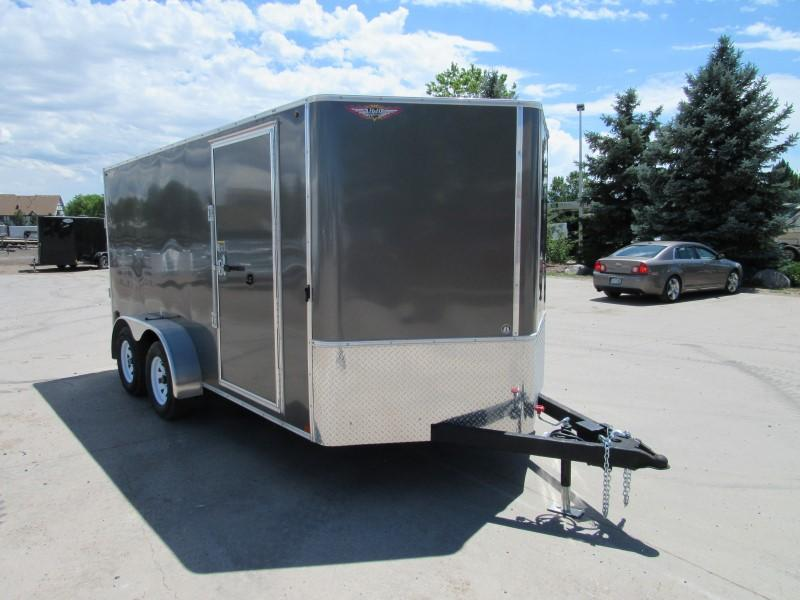2020 H&H H8414TFTV-070 Enclosed Cargo Trailer