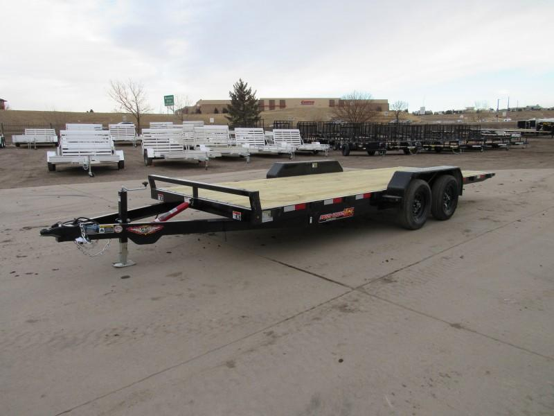 2021 H&H H8220MX-070 Flatbed Trailer
