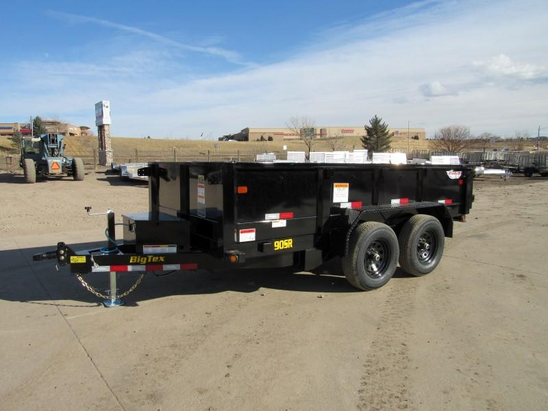 2021 Big Tex Trailers 90SR-12BK7SIR Dump