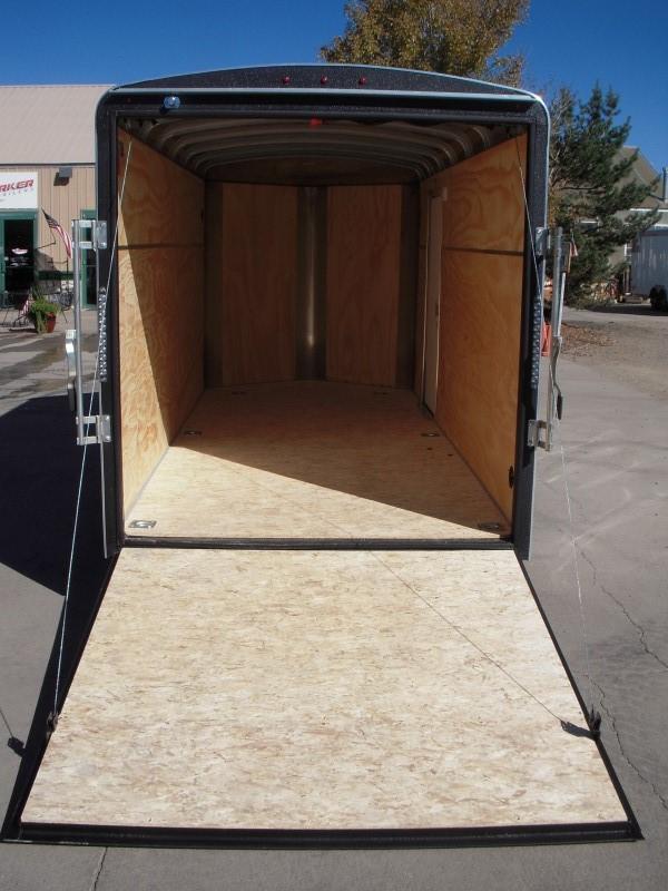 2019 H&H H7214SRTV-035 Enclosed Cargo Trailer