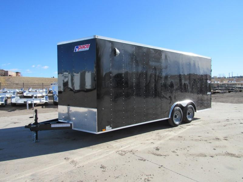 2021 Pace American PSABA8.5X20TE3FE Enclosed Cargo Trailer