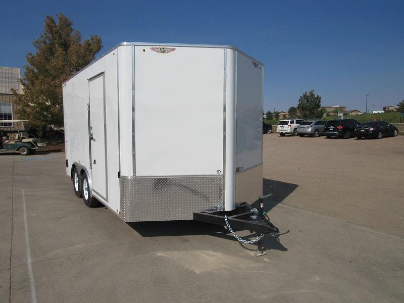 2022 H&H H10114TFTV-100 Enclosed Cargo Trailer