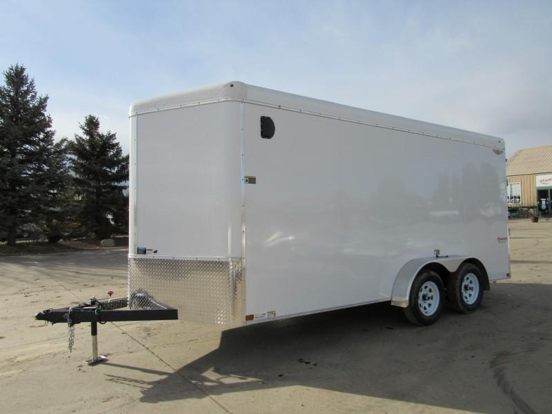 2021 H&H H8416TRTV-070 Enclosed Cargo Trailer