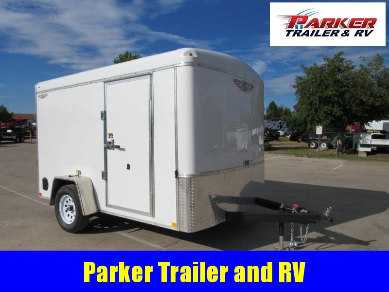 2019 H&H H8410SRT-035 Enclosed Cargo Trailer