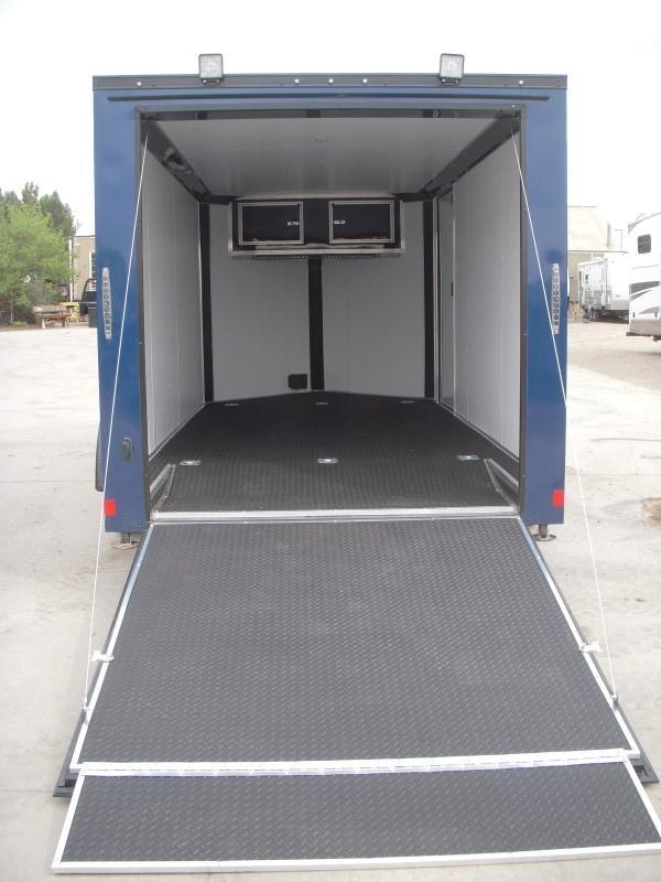 2020 CONTINENTAL CARGO TXTW714TA2 Enclosed Cargo Trailer