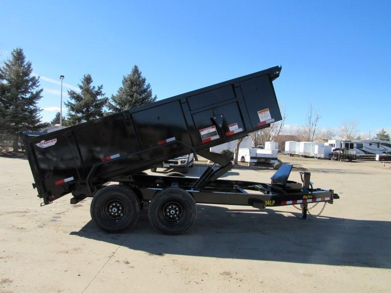 2022 Big Tex Trailers 14LP-14BK6-P3 Dump