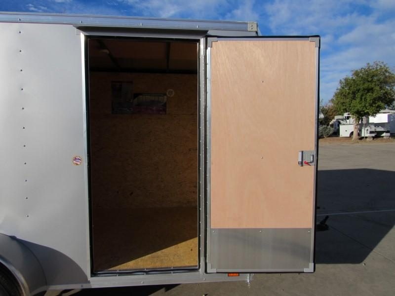 2021 Pace American PSCBA6.0X10SI2FE Enclosed Cargo Trailer