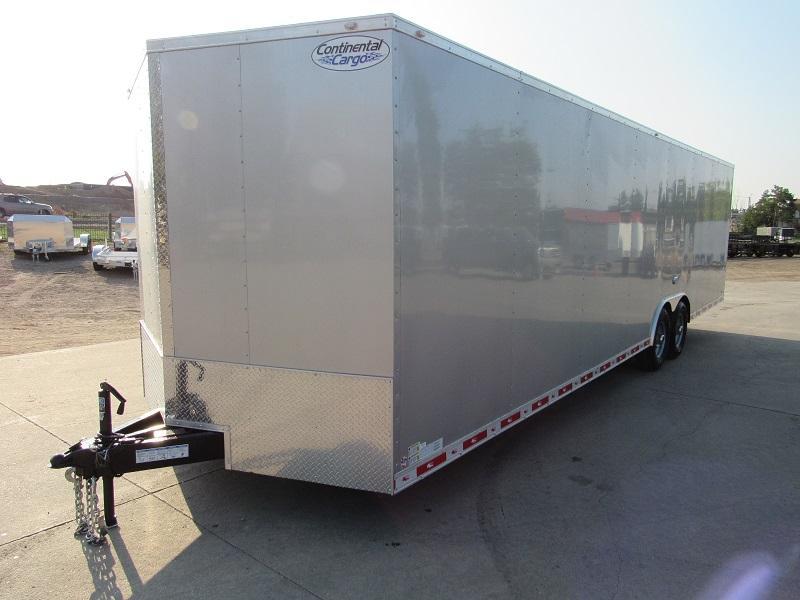 2021 CONTINENTAL CARGO TXVHW8.530TA5 Enclosed Cargo Trailer