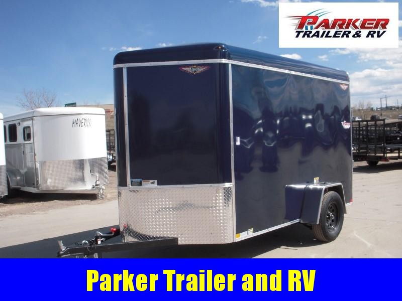 2019 H&H H7210SRTV-035 Enclosed Cargo Trailer