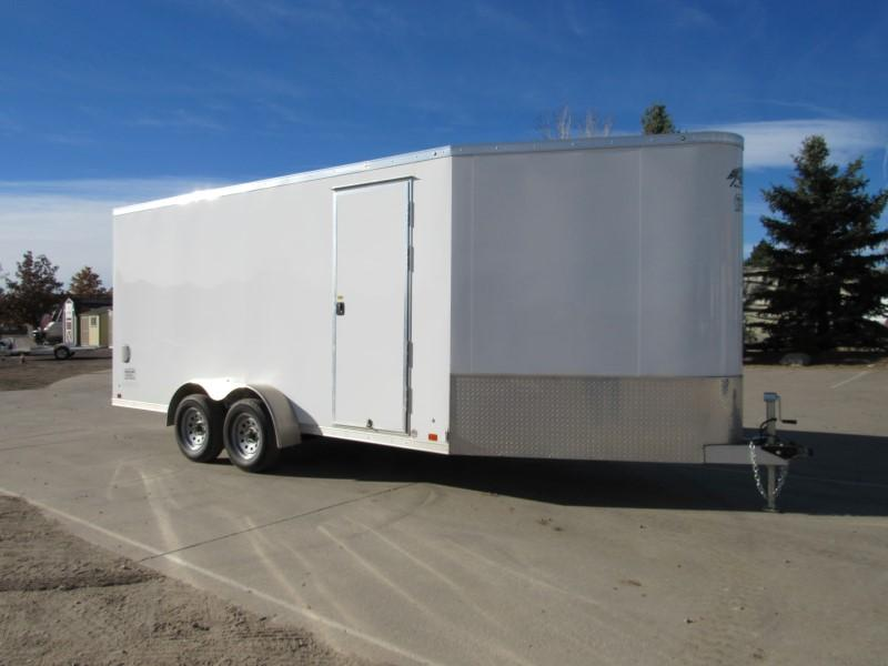2019 ATC 7X16 Enclosed Cargo Trailer