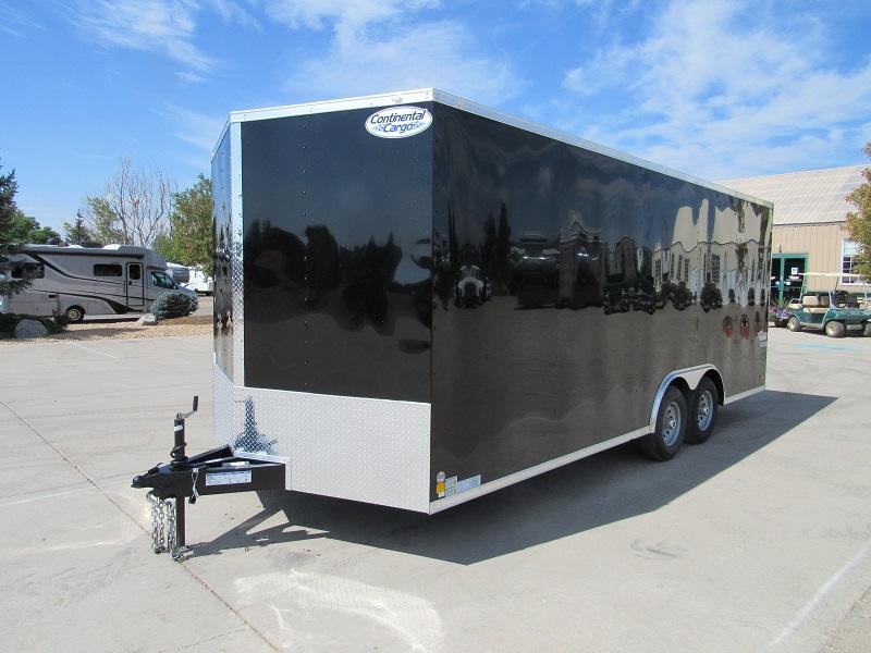 2022 CONTINENTAL CARGO TXVHW8.520TA3 Enclosed Cargo Trailer