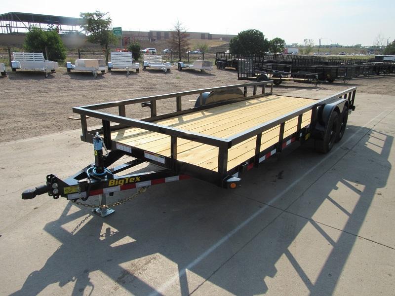 2022 Big Tex Trailers 10PI-20BK Utility Trailer