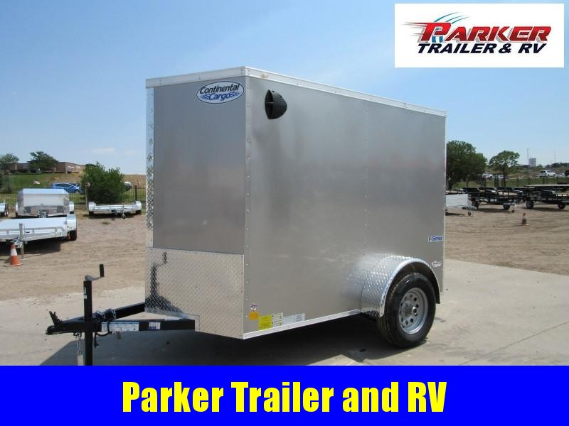 2021 CONTINENTAL CARGO TXVHW58SA Enclosed Cargo Trailer