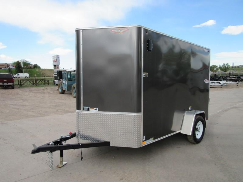 2020 H&H H7210SFTV-035 Enclosed Cargo Trailer