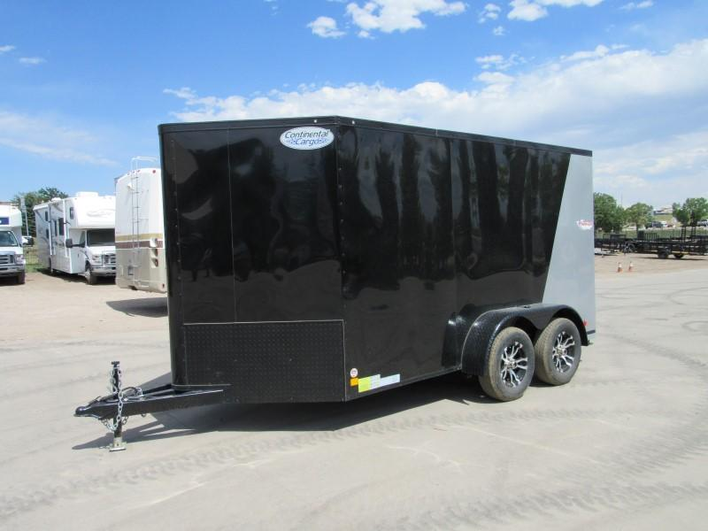 2019 CONTINENTAL CARGO TXTW612TA2 Enclosed Cargo Trailer