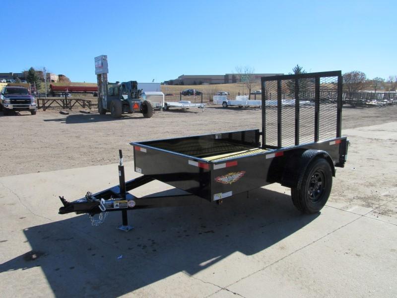 2021 H&H H6008SS-030 Utility Trailer