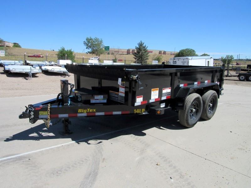 2021 Big Tex Trailers 14LP-12BK6SIRPD Dump