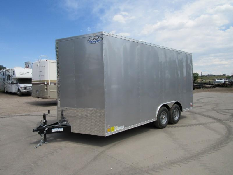 2021 CONTINENTAL CARGO TXVHW8.516TA3 Enclosed Cargo Trailer