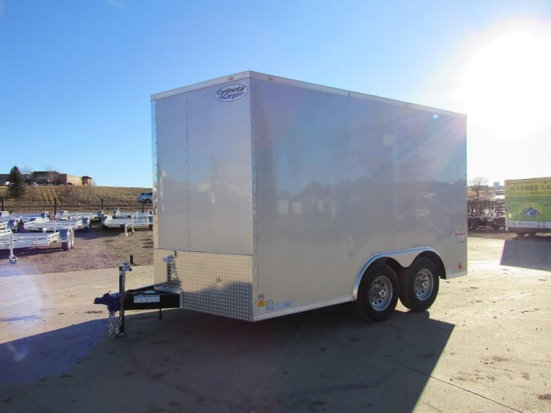 2021 CONTINENTAL CARGO TXVHW8.512TA2 Enclosed Cargo Trailer