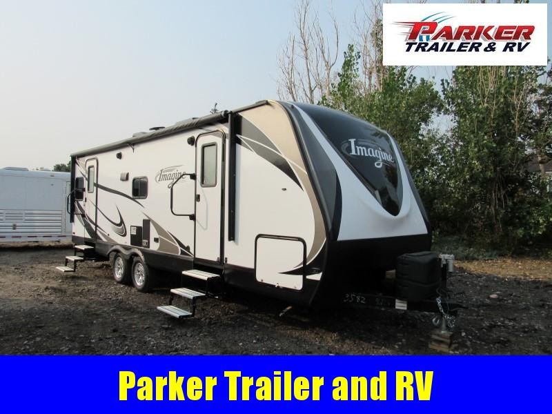 2018 Grand Design RV 2500RL Camping / RV Trailer