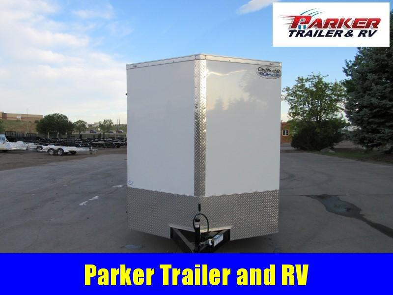 2021 CONTINENTAL CARGO TXVHW716TA3 Enclosed Cargo Trailer