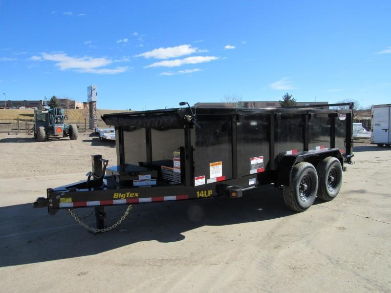 2021 Big Tex Trailers 14LP-14BK6-P3 Dump