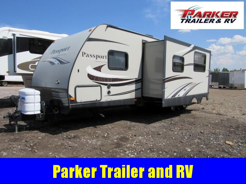 2015 Keystone RV PASSPORT ULTRA LITE Camping / RV Trailer