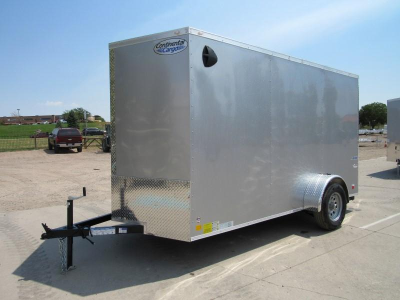 2021 CONTINENTAL CARGO TXVHW612SA Enclosed Cargo Trailer