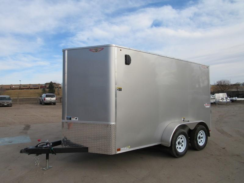 2021 H&H H7212TFTV-070 Enclosed Cargo Trailer