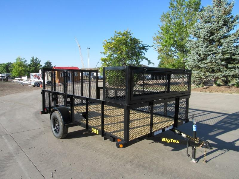 2020 Big Tex Trailers 35LS-12BK Utility Trailer