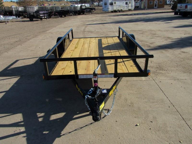 2021 Big Tex Trailers 30SA-10BK4RG Utility Trailer