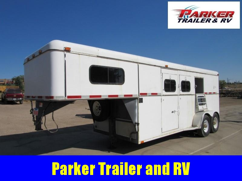 1991 Other 3HGN Horse Trailer