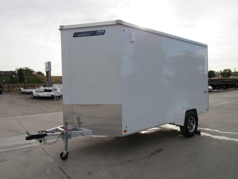 2020 Aluma ESW612R Enclosed Cargo Trailer