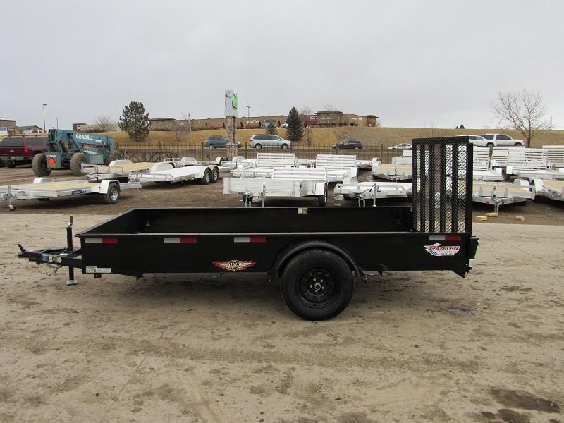 2021 H&H H7612SS-030 Utility Trailer
