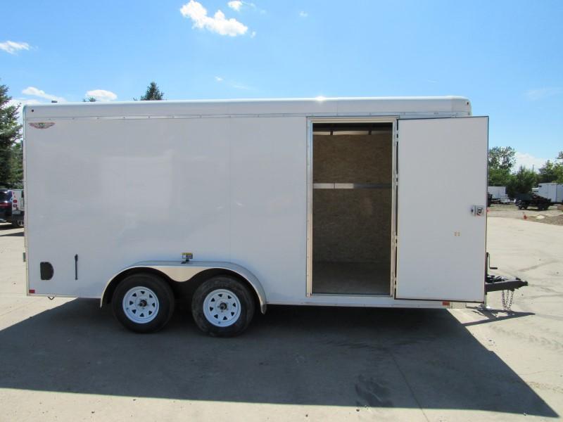 2020 H&H H8416TRT-070 Enclosed Cargo Trailer