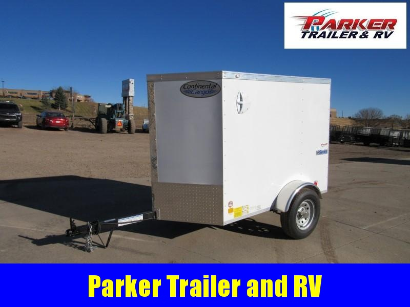 2021 CONTINENTAL CARGO TXVHW46SA Enclosed Cargo Trailer
